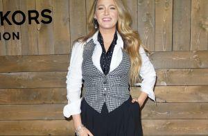 Blake Lively : Maman en solo à la Fashion Week de New York
