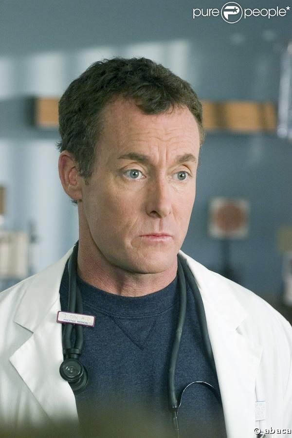 John C. McGinley, le docteur Cox dans Scrubs, est papa !
