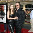 Angelina Jolie et Brad Pitt, à l'occasion de l'avant-première américaine d' Inglourious Basterds , qui s'est tenue au Graumann's Chinese Theatre, à Los Angeles, le 10 août 2009 !