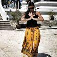 """Jessica de """"Koh-Lanta"""" en vacances, les 11 décembre 2019"""