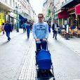 Jean-Baptiste Marteau révèle être papa, le 8 octobre 2019, sur Instagram