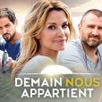 """Affiche de la série """"Demain nous appartient"""" (TF1)"""