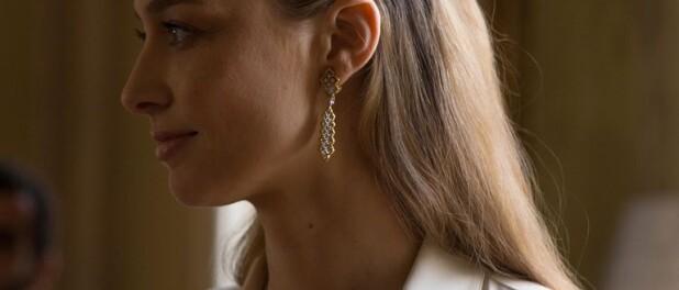 Beatrice Borromeo, à nouveau mannequin : un joyau pour Buccellati...