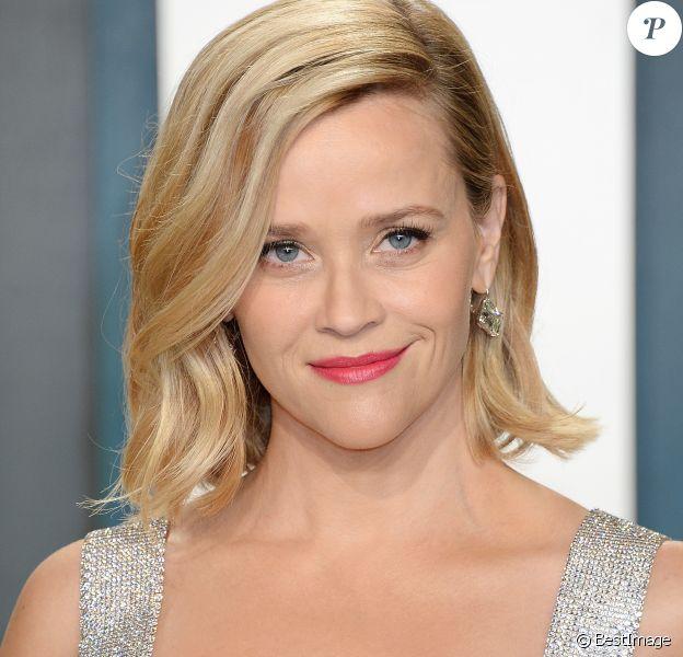 """Reese Witherspoon - People à la soirée """"Vanity Fair Oscar Party"""" après la 92e cérémonie des Oscars 2020 au Wallis Annenberg Center for the Performing Arts à Los Angeles, le 9 février 2020."""
