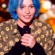 """Anna - Talent de """"The Voice 2020"""" lors des auditions à l'aveugle de samedi 29 février 2020, TF1"""