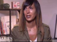 """Mélodie (Mariés au premier regard) """"trahie"""" et en larmes : Adrien divorce"""