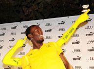 La superstar olympique Usain Bolt se transforme... en super-héros !