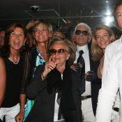Bernadette Chirac délaisse Jacques... pour aller danser au VIP ! La classe !