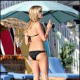 Kristin Cavallari affiche son corps parfait sur une plage de Malibu