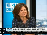 """Charlotte Valandrey : Avant Demain nous appartient, elle """"gagnait mieux sa vie"""""""