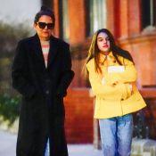 Katie Holmes dévoile sa tactique pour protéger Suri après son divorce
