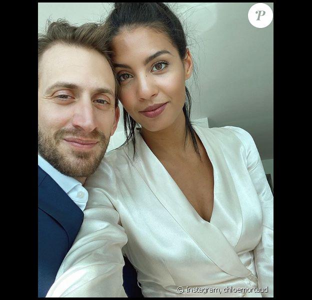 Chloé Mortaud annonce ses fiançailles sur Instagram - 12 mars 2020