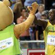 """Usain Bolt est devenu champion du monde du 100 m le 16 août 2009 en... 9""""58"""