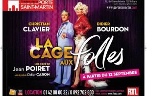 Didier Bourdon devient complètement... folle ! Et ce n'est sûrement pas Christian Clavier qui va le calmer !