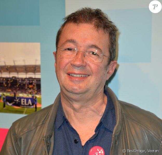 Frédéric Bouraly - Prix Ambassadeur ELA 2016 à la Cité des Sciences et de l'Industrie au Parc de la Vilette à Paris le 1 juin 2016. © Veeren / Bestimage