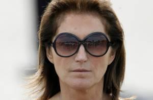 Cécilia Sarkozy se ressource à New York