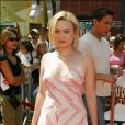 Sophia Myles le 25 juillet 2004 à Hollywood.