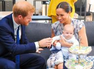 Meghan et Harry confinés à Los Angeles : cette occupation qu'Archie adore