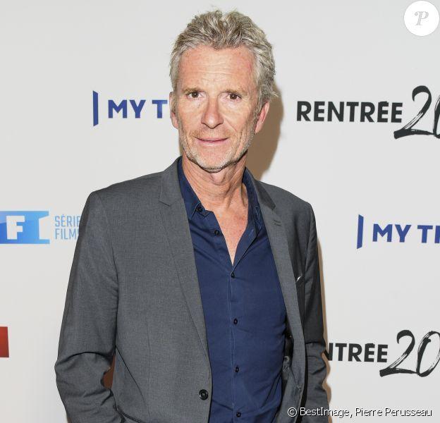 Denis Brogniart - Soirée de rentrée 2019 de TF1 au Palais de Tokyo à Paris, le 9 septembre 2019. © Pierre Perusseau/Bestimage