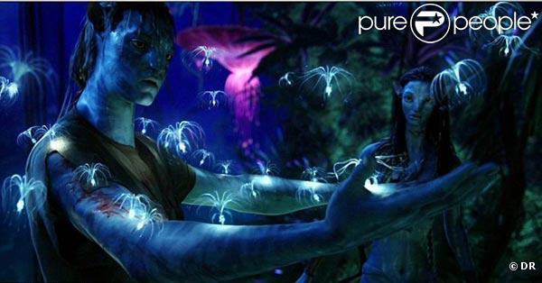 Des images d' Avatar  !