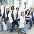 "Photo promotionnelle de la série ""Grey's Anatomy""."
