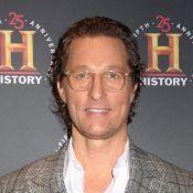 Confinement: Matthew McConaughey avec femme et enfants à la rescousse d'un Ehpad