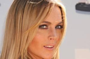 Lindsay Lohan s'est tout fait dérober... dans sa maison de Los Angeles !