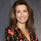 Anne-Claire Coudray à l'antenne : le dispositif de sécurité de fer de TF1
