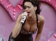 """Katy Perry est vraiment très sexy... et elle adore les gestes """"olé olé"""" en concert ! Quelle coquine..."""