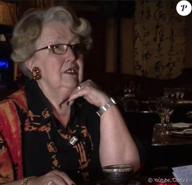 Interview de Lucie Dolène publiée sur YouTube le 4 avr. 2013.