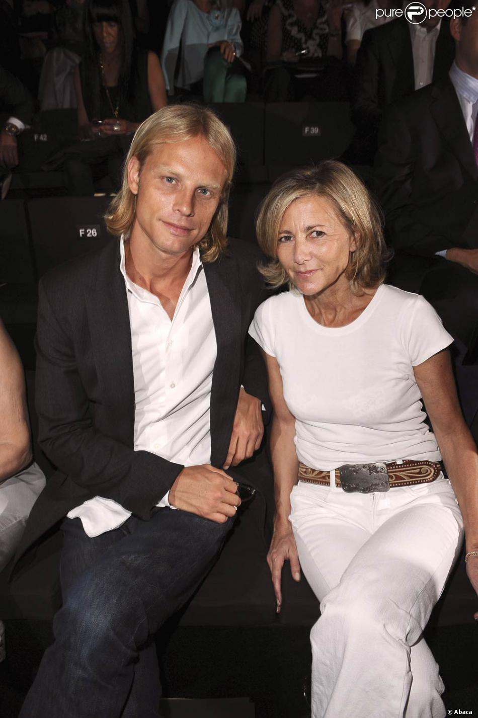 claire chazal et arnaud lemaire purepeople. Black Bedroom Furniture Sets. Home Design Ideas