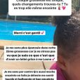 Emilie Fiorelli répond aux questions de ses fans sur Instagram, le 14 avril 2020