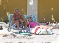 Rod Stewart : Confinement à la plage, il bronze avec sa famille