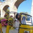 Deva Cassel, 15 ans, la fille de Monica Belucci et Vincent Cassel est l'égérie du nouveau parfum de Dolce Gabbaba