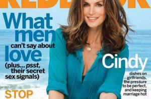 Cindy Crawford : une Desperate Housewife qui a de la cellulite... et qui en est fière !