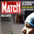 """Couverture de """"Paris Match"""" du 16 avril 2020"""
