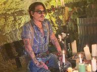 Johnny Depp débarque sur Instagram : sa drôle de vidéo dans une cave à bougies