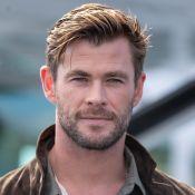 Chris Hemsworth : Son fils de 6 ans perturbe à plusieurs reprises une interview