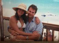 Cindy Crawford : Photo souvenir de son premier voyage avec son mari