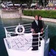 """Céline Dion était l'invitée exceptionnelle de James Corden dans l'émission """"Carpool Karaoke"""". La chanteuse québécoise a rejoué la scène mythique du film """"Titanic"""", pour lequel elle a interprété la bande-originale. Mai 2019."""