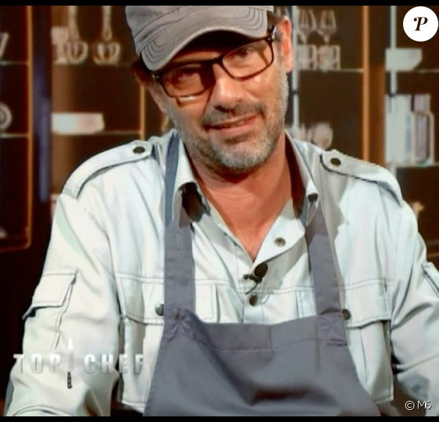 """Paul Pairet - Premier épisode de """"Top Chef"""" 2020, diffusé le 19 février 2020, sur M6."""