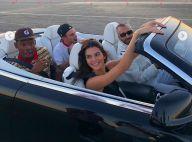 Kendall Jenner : Road trip avec un beau basketteur, elle ignore le confinement