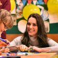 Catherine Kate Middleton, duchesse de Cambridge, participe à la célébration des 100 ans de l'association des scouts de Kings Lynn le 14 décembre 2016.