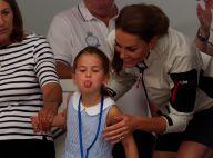 La princesse Charlotte a 5 ans : la chipie de Kate et William en images