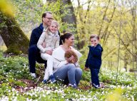 Princesse Victoria : Ses enfants Estelle et Oscar comblés par leur nouveau chiot