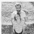 Charlie Bruneau avec son compagnon Jean-Baptiste, le 4 mai 2020, sur Instagram