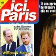 Couverture du nouveau numéro du magazine Ici Paris