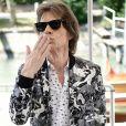 """Mick Jagger se rend au photocall """"The Burnt Orange Heresy"""" lors du 76ème Festival International du Film de Venise (Mostra), le 7 septembre 2019."""