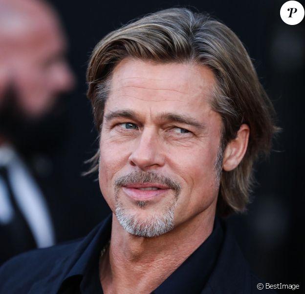 """Brad Pitt - Les célébrités assistent à la première de """"Ad Astra"""" à Los Angeles, le 18 septembre 2019."""