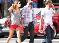 Adam Levine des Maroon 5 se balade en amoureux... le nouvel album serait-il bouclé ?